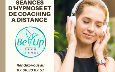 Séances d'Hypnose et de Coaching à Distance