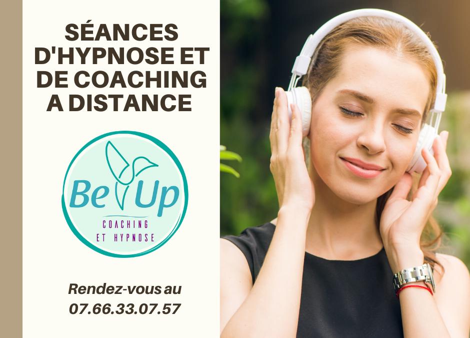 Séances d'Hypnose et de Coaching à Distance